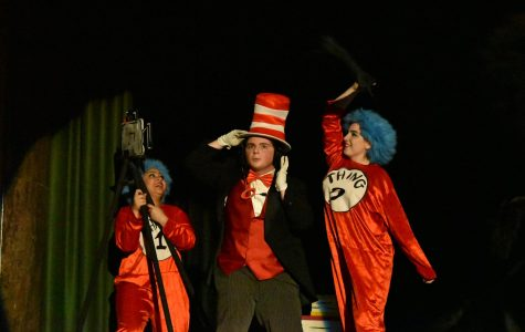 The Seuss is Loose!