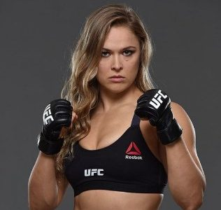 "The Rise and fall of ""Rowdy"" Ronda Rousey"