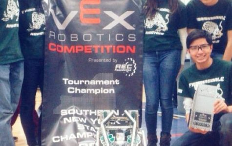 FHS Robotics: Tourney Champs!