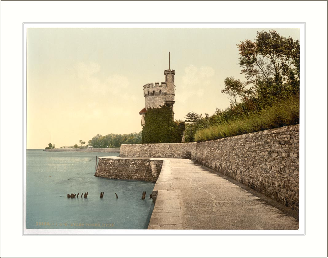 Ryde Apley Tower Isle of Wight England