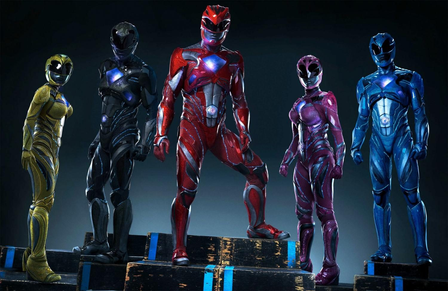 Power Rangers: Excellent Balance Between Edgy and Cheesy?