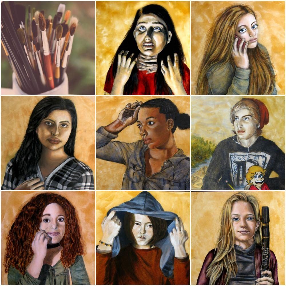 Artwork from Talented FHS Students