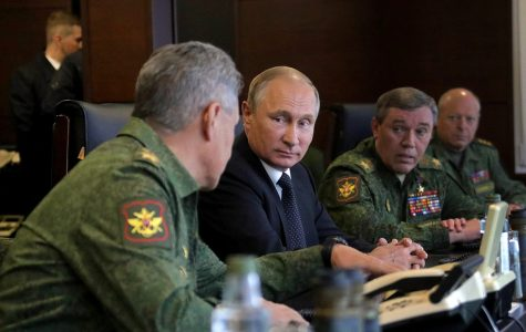 "Russian ""Zapad"" Military Exercises Fuel Western Concerns"