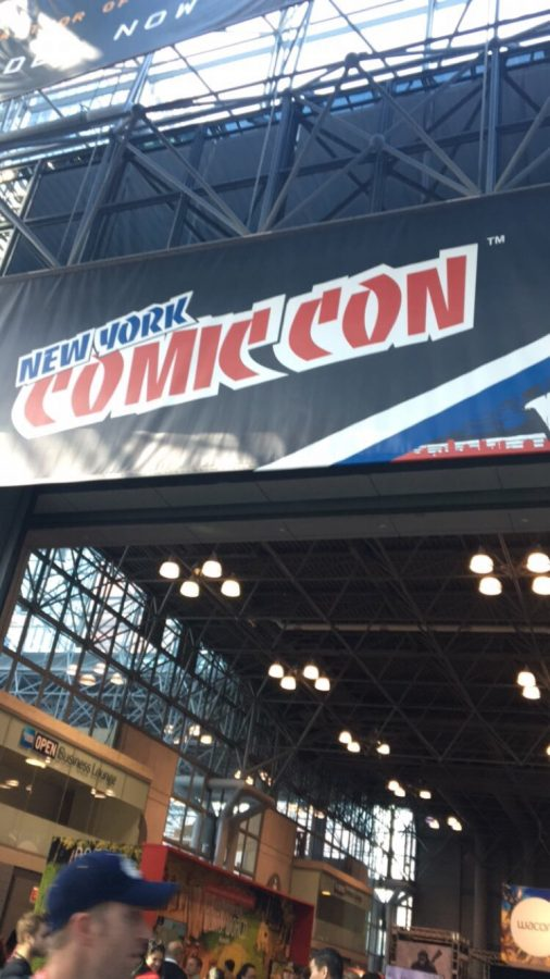 It's On at Comic Con!