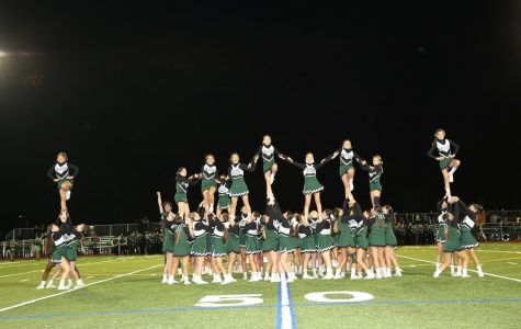 Competitive Cheer at FHS