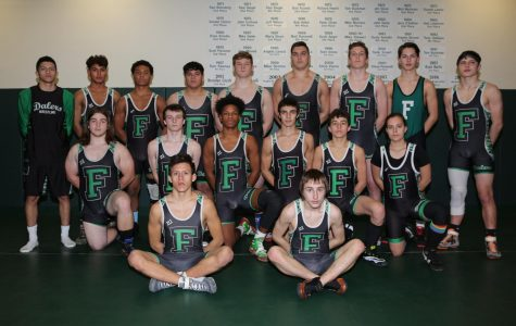 Dalers Wrestle to the Top