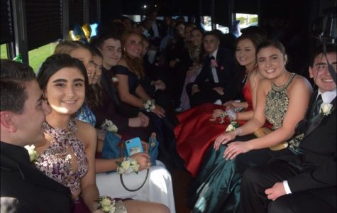 Prom: 'A Night in the City'