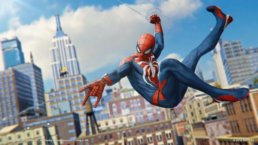 Game+Review%3A+Marvel%E2%80%99s+Spider-Man