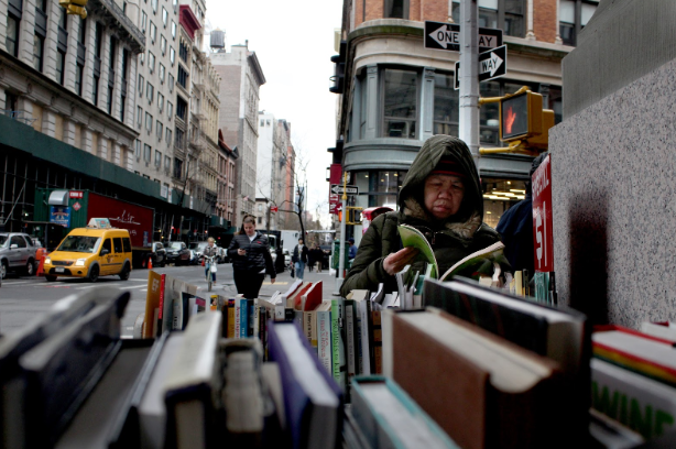 Strand+Bookstore%2C+NYC