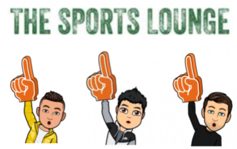 The Sports Lounge: Episode 2