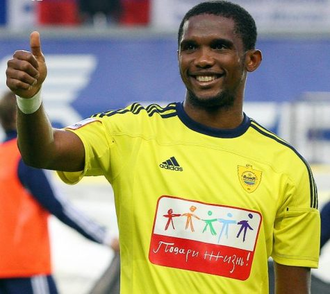 The Career of Samuel Eto'o