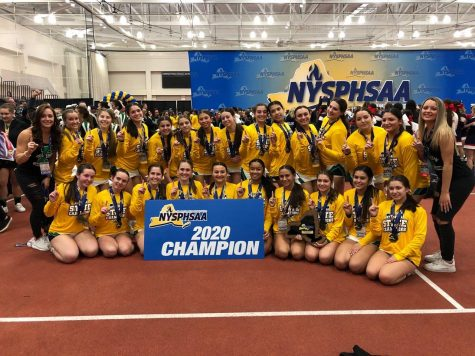 UPDATE: Dalers Cheer Makes History