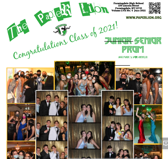 Congrats Class of 2021! The June Issue is Here!